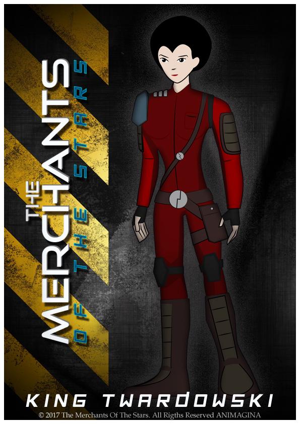 The Merchants Of The Stars (Personaje)